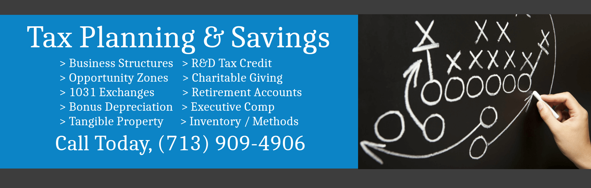 Houston Tax Attorney (713) 909-4906