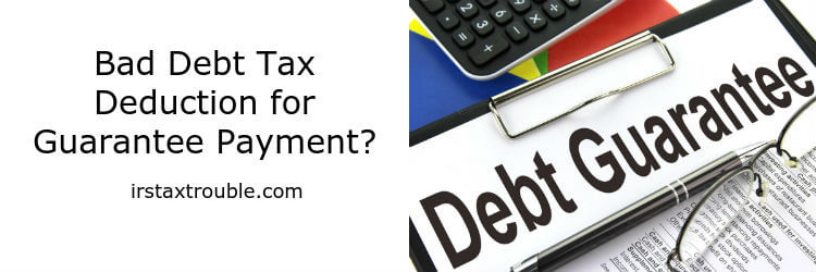 houston tax attorney loan guarantees payment