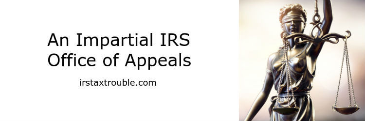independent irs office of appeals